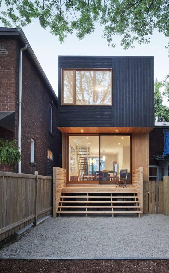 """""""Lượm nhặt"""" những ý tưởng thiết kế nhà phố 2 tầng tinh túy nhất 45"""