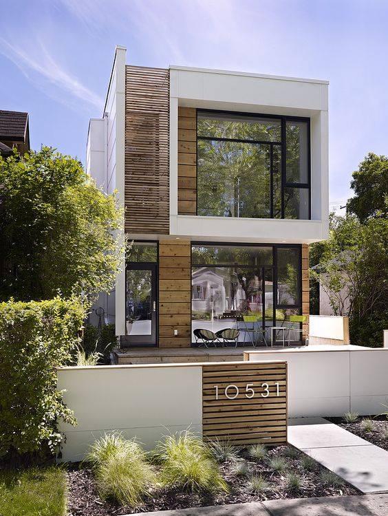 """""""Lượm nhặt"""" những ý tưởng thiết kế nhà phố 2 tầng tinh túy nhất 48"""
