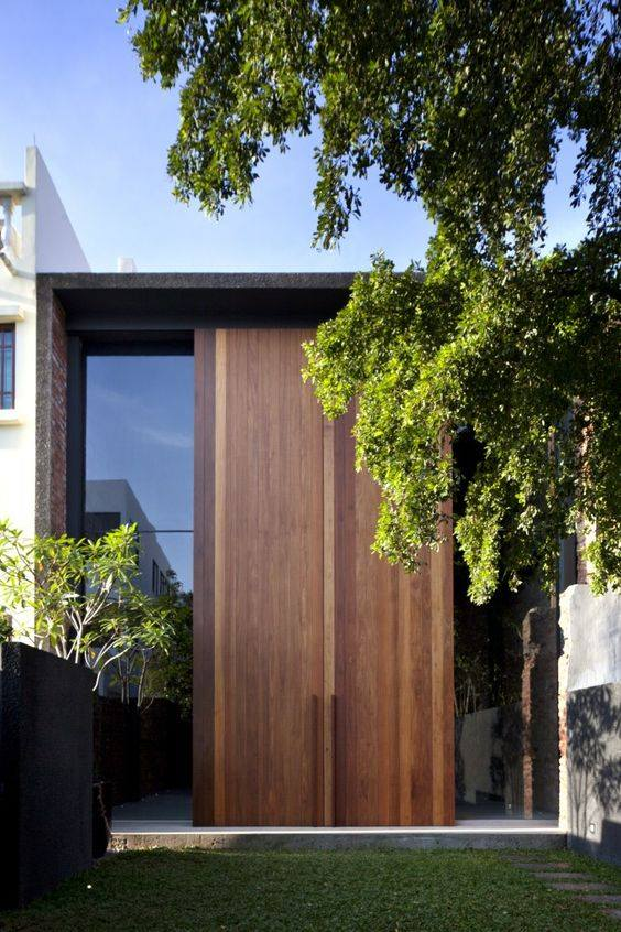 """""""Lượm nhặt"""" những ý tưởng thiết kế nhà phố 2 tầng tinh túy nhất 7"""