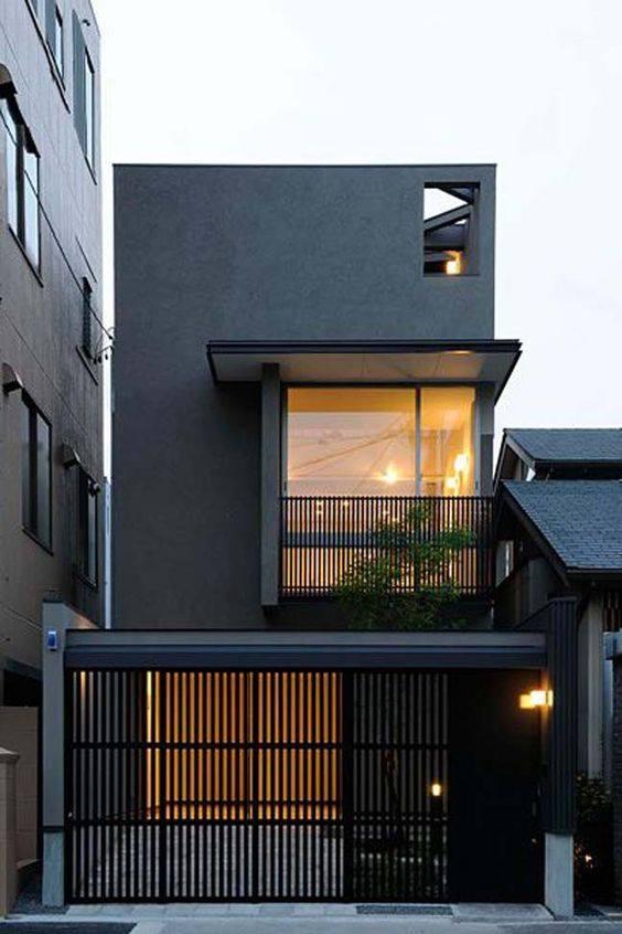 """""""Lượm nhặt"""" những ý tưởng thiết kế nhà phố 2 tầng tinh túy nhất 54"""