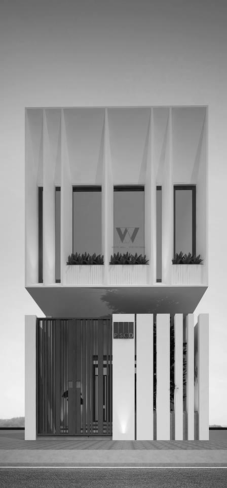 """""""Lượm nhặt"""" những ý tưởng thiết kế nhà phố 2 tầng tinh túy nhất 55"""