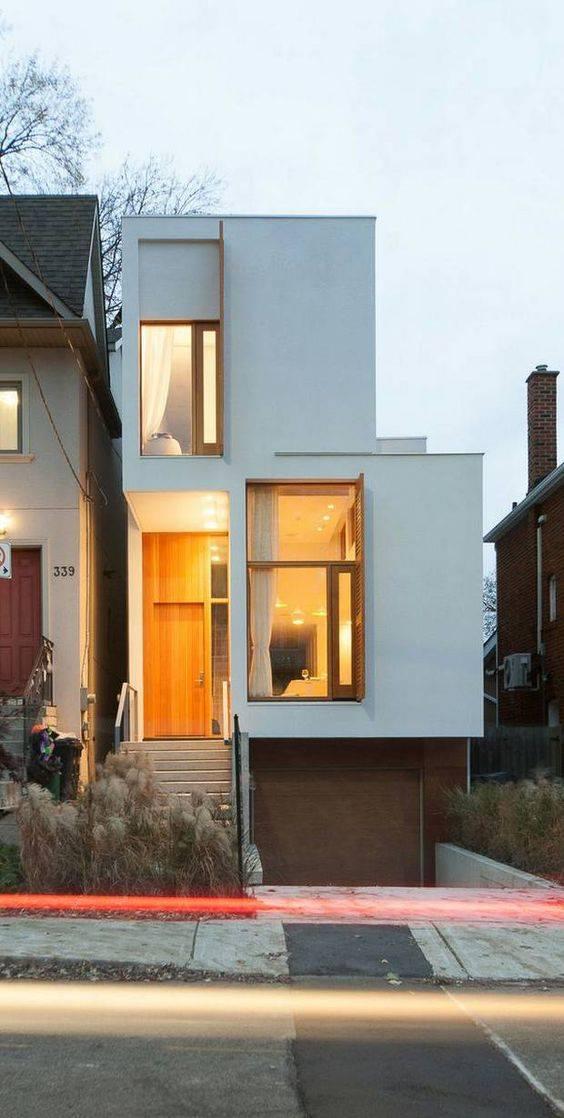 """""""Lượm nhặt"""" những ý tưởng thiết kế nhà phố 2 tầng tinh túy nhất 57"""