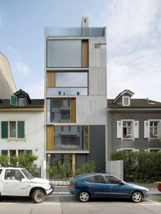 Tuyển tập nhà phố, nhà ống 5 tầng đẹp, hiện đại nhất 7