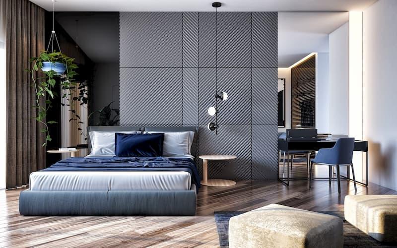 22 Hình ảnh phòng ngủ hiện đại đẹp nhất 1