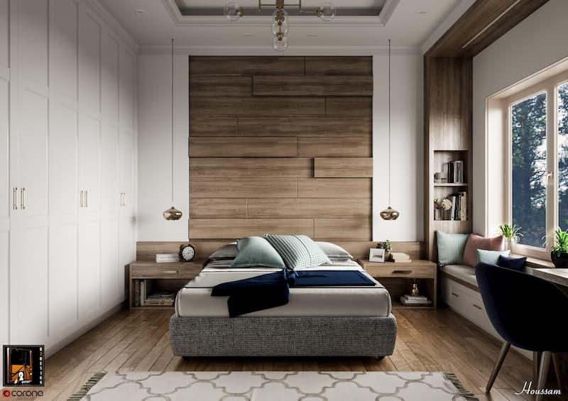 22 Hình ảnh phòng ngủ hiện đại đẹp nhất 13