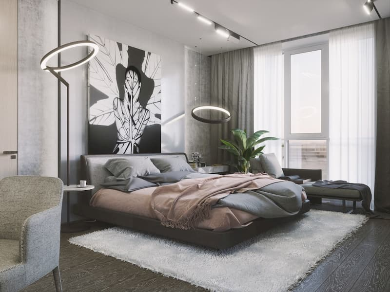 22 Hình ảnh phòng ngủ hiện đại đẹp nhất 21
