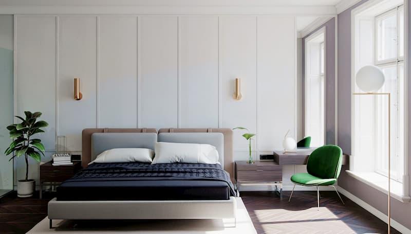 22 Hình ảnh phòng ngủ hiện đại đẹp nhất 3
