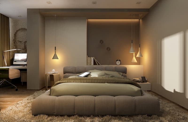 22 Hình ảnh phòng ngủ hiện đại đẹp nhất 6