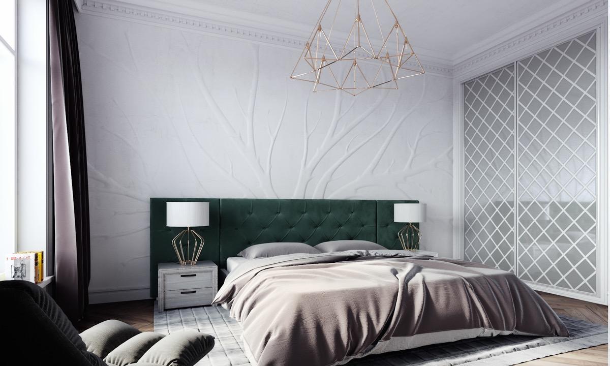 Khám phá mẫu phòng ngủ tân cổ điển hút hồn bạn ngay lập tức 21