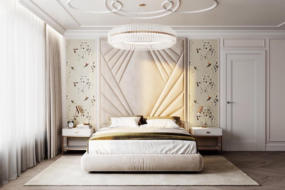 Khám phá mẫu phòng ngủ tân cổ điển hút hồn bạn ngay lập tức 5