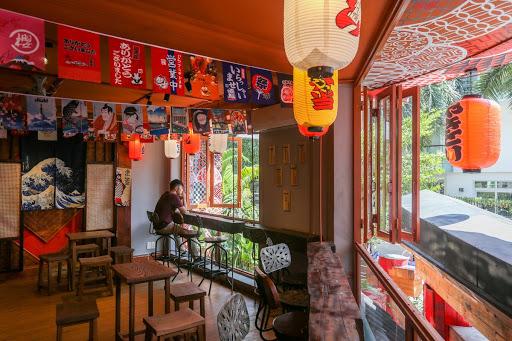 Setup quán theo phong cách Nhật Bản