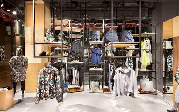 kinh nghiệm thiết kế shop quần áo nhỏ