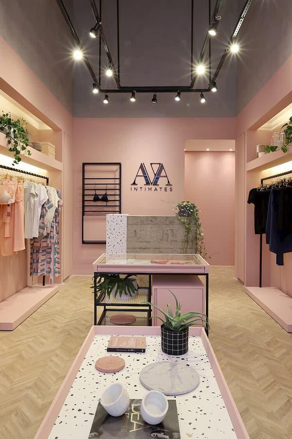 Xu hướng thiết kế shop quần áo hiện nay